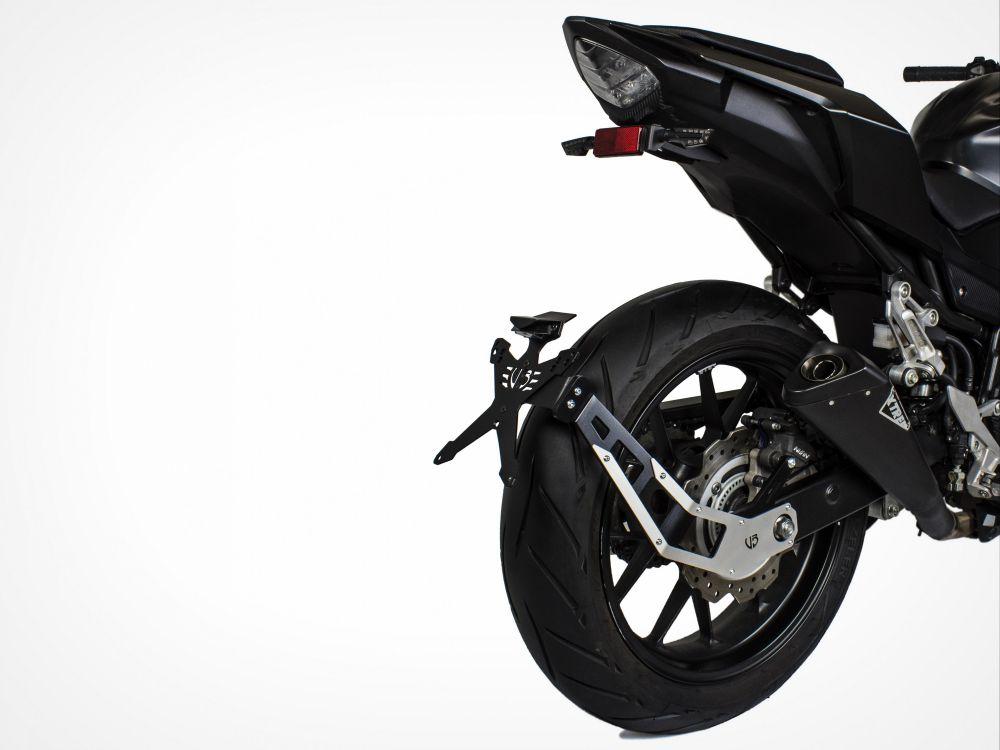 Honda CB500F / CBR500R Mono Arm license plate kit