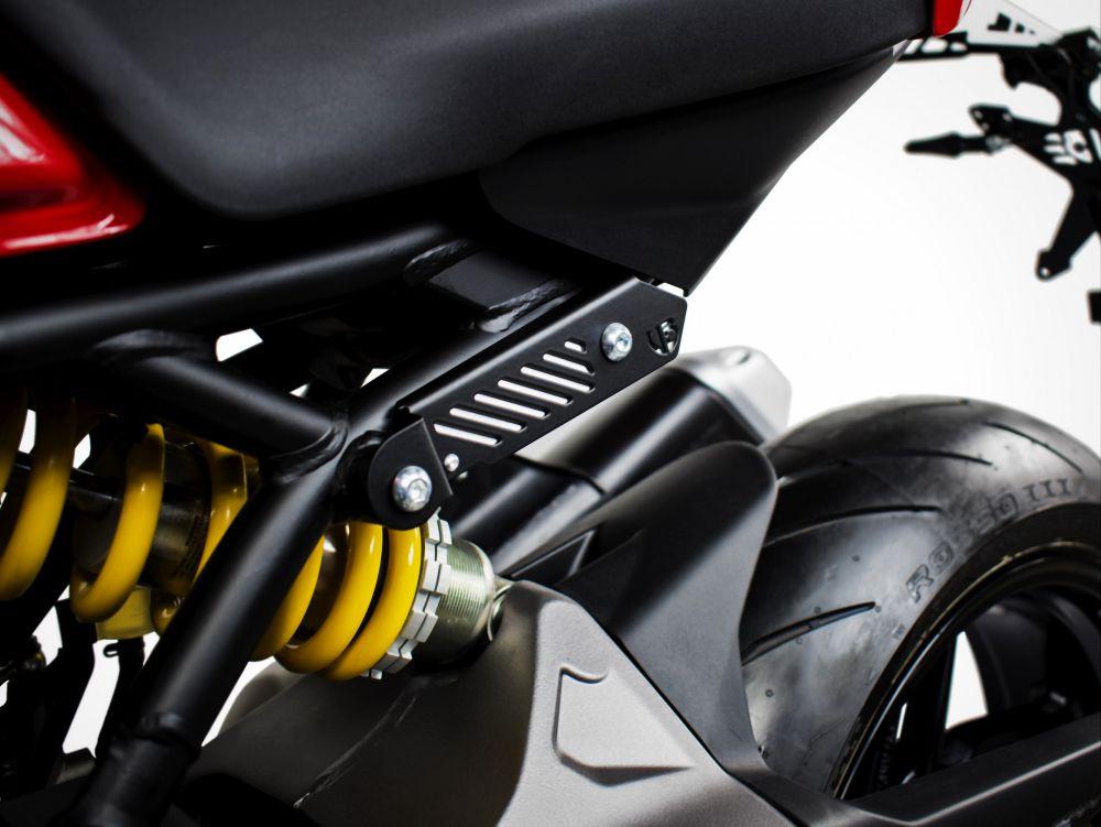 Kit eliminazione pedane passeggero Ducati Monster 821