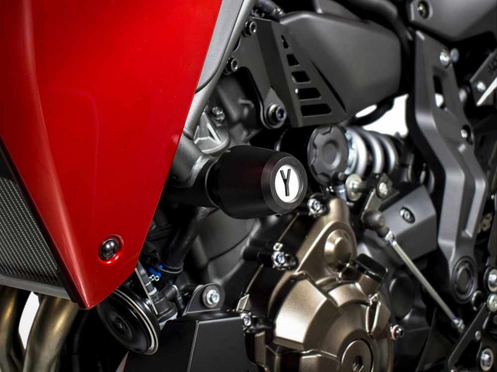 Kit protection moteur Yamaha MT-07 Tracer