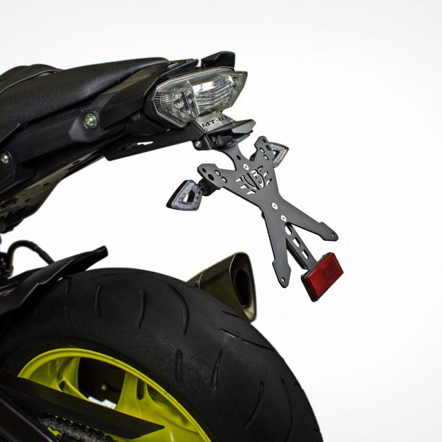 Kit support de plaque Race Line Yamaha MT-10
