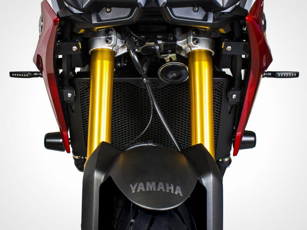 Protection de radiateur Yamaha Tracer 900 / Tracer 900GT