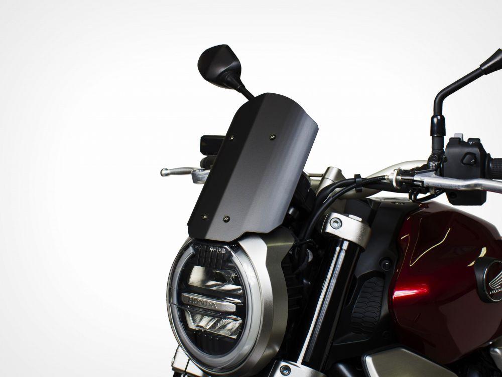 Honda CB1000R Neo Classic windshield