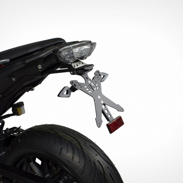 Kit support de plaque Sport Touring Line Yamaha MT-07 Tracer