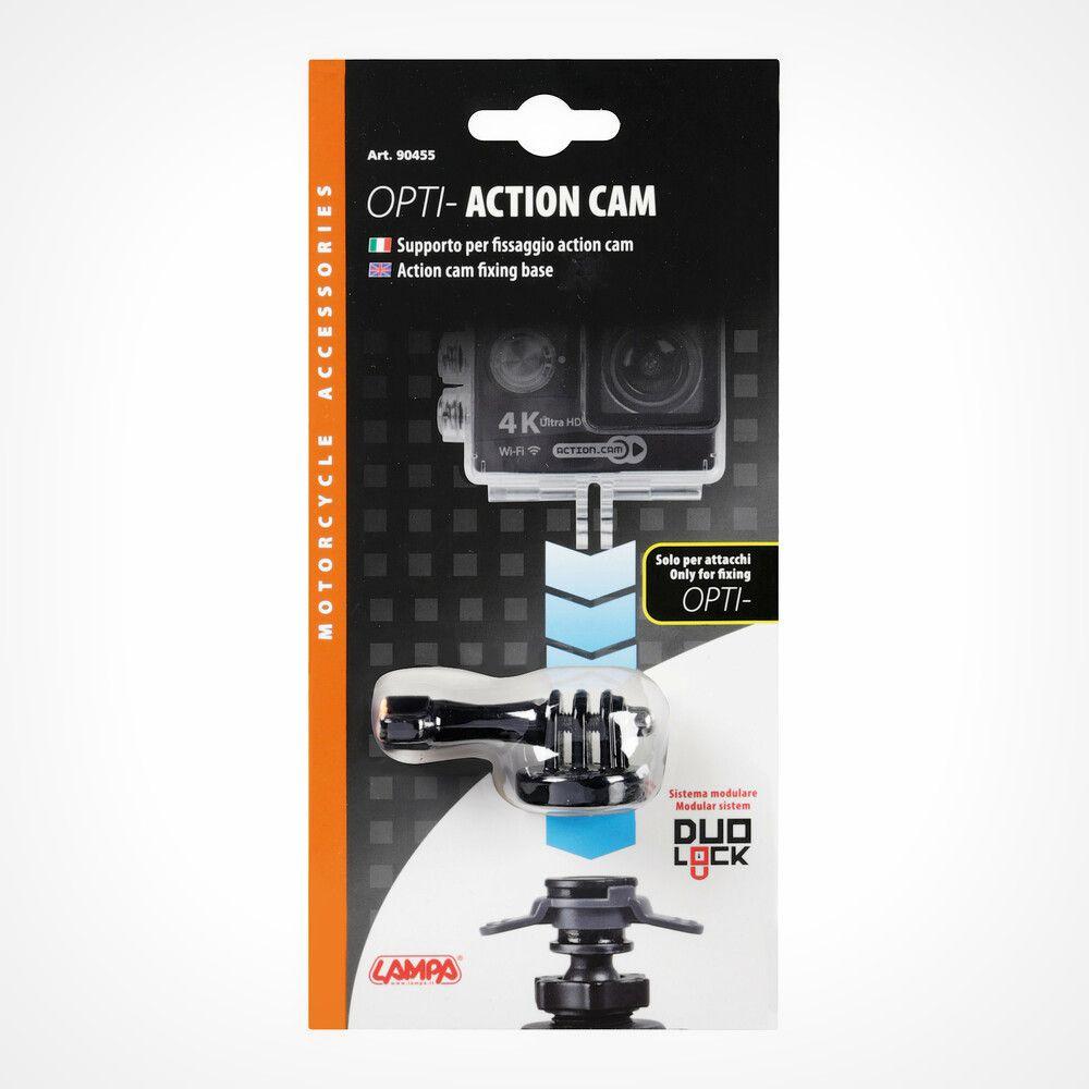 Opti Action Cam, supporto per fissaggio action cam