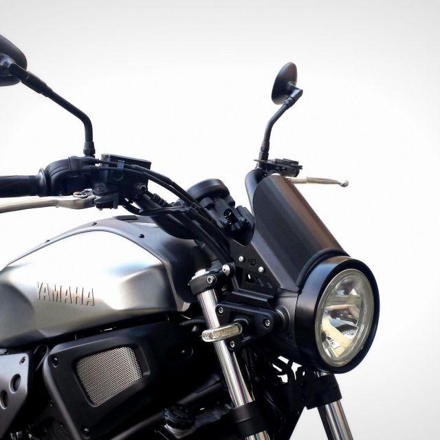 Yamaha XSR 700 Aluminum Line windshield
