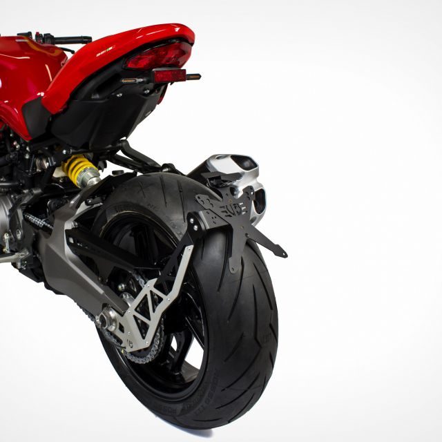 Kit portatarga Mono Arm Ducati Monster 821