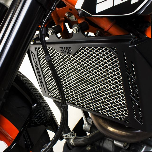 Copriradiatore KTM Duke 390