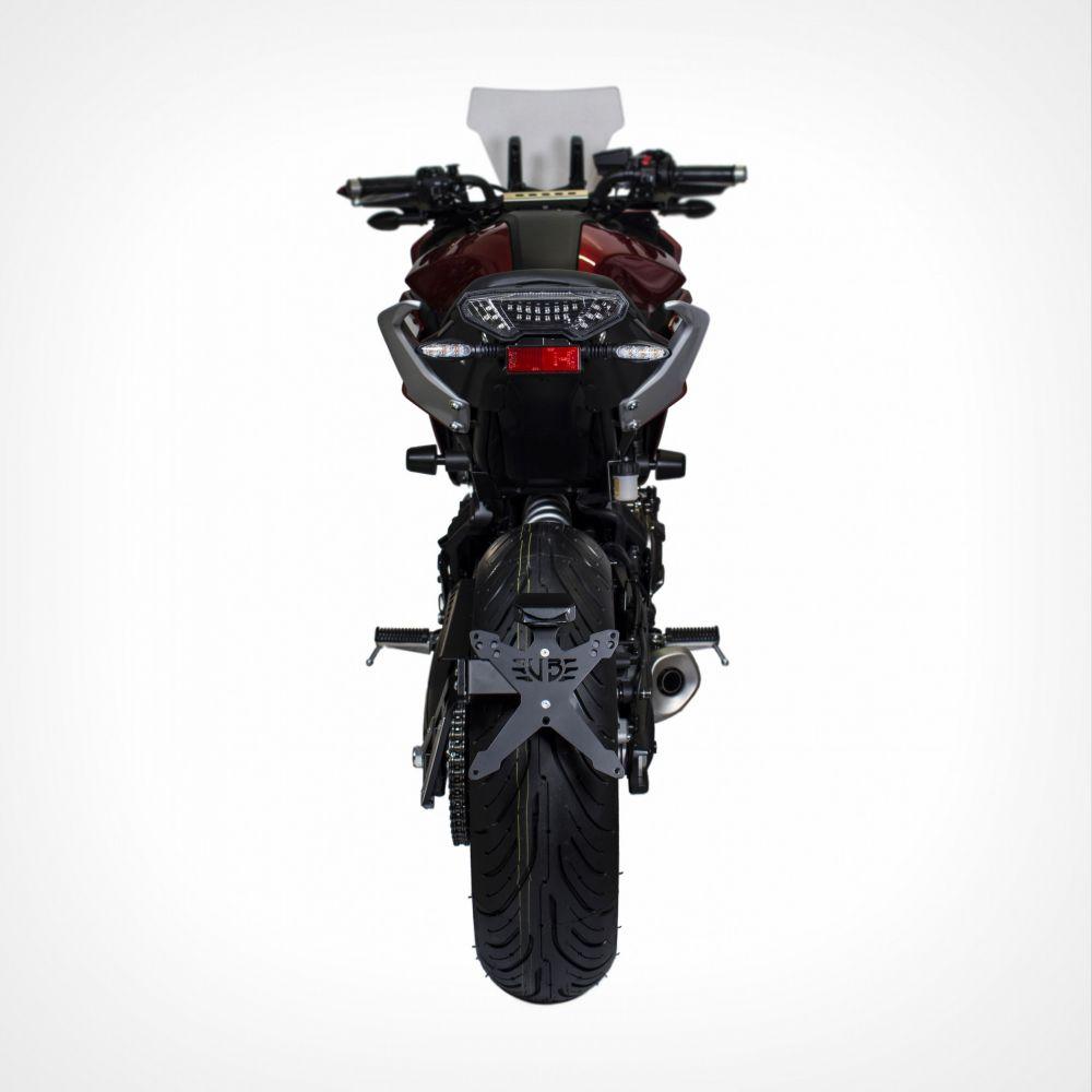 Kit support de plaque Mono Arm Yamaha MT-07 Tracer