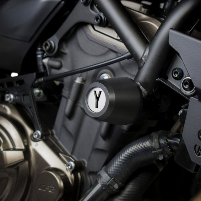 Yamaha MT-07 engine guards kit