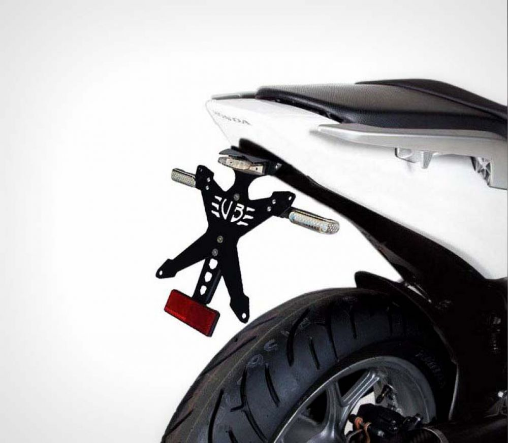 Kit portatarga Honda Integra 2012-2015