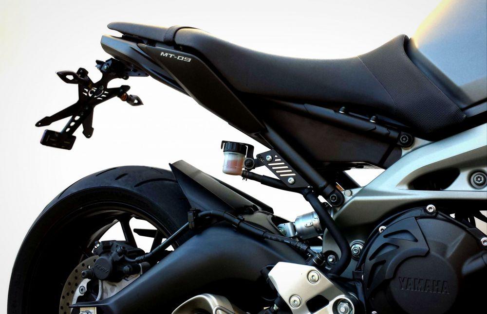 Kit sostituzione pedane passeggero Yamaha MT-09