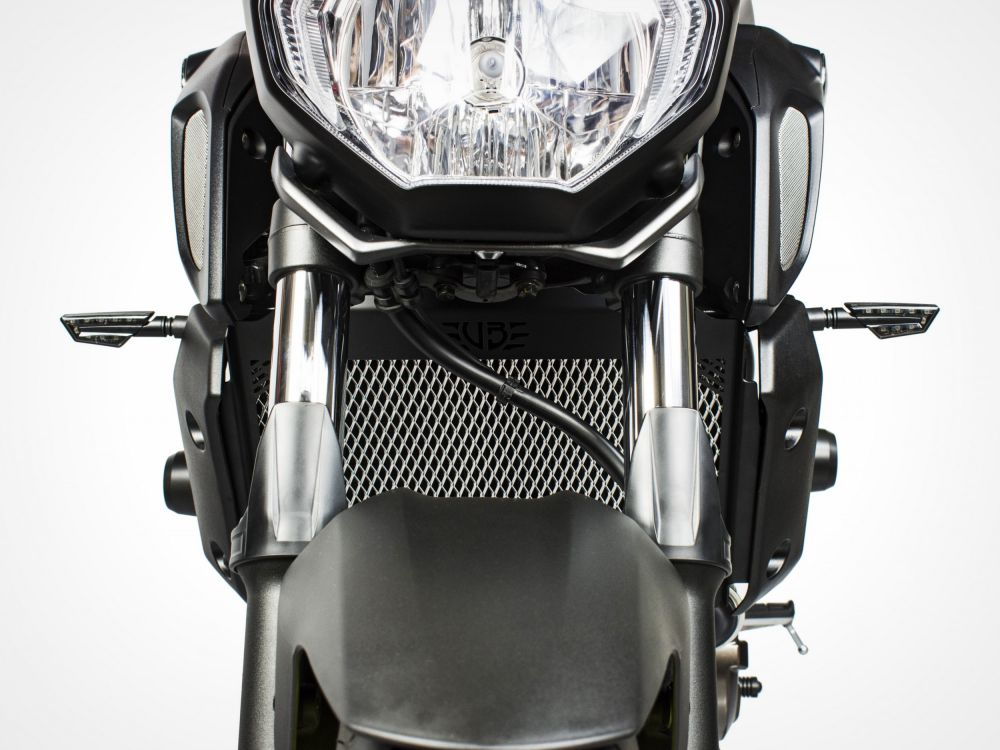 Yamaha MT-07 radiator guard