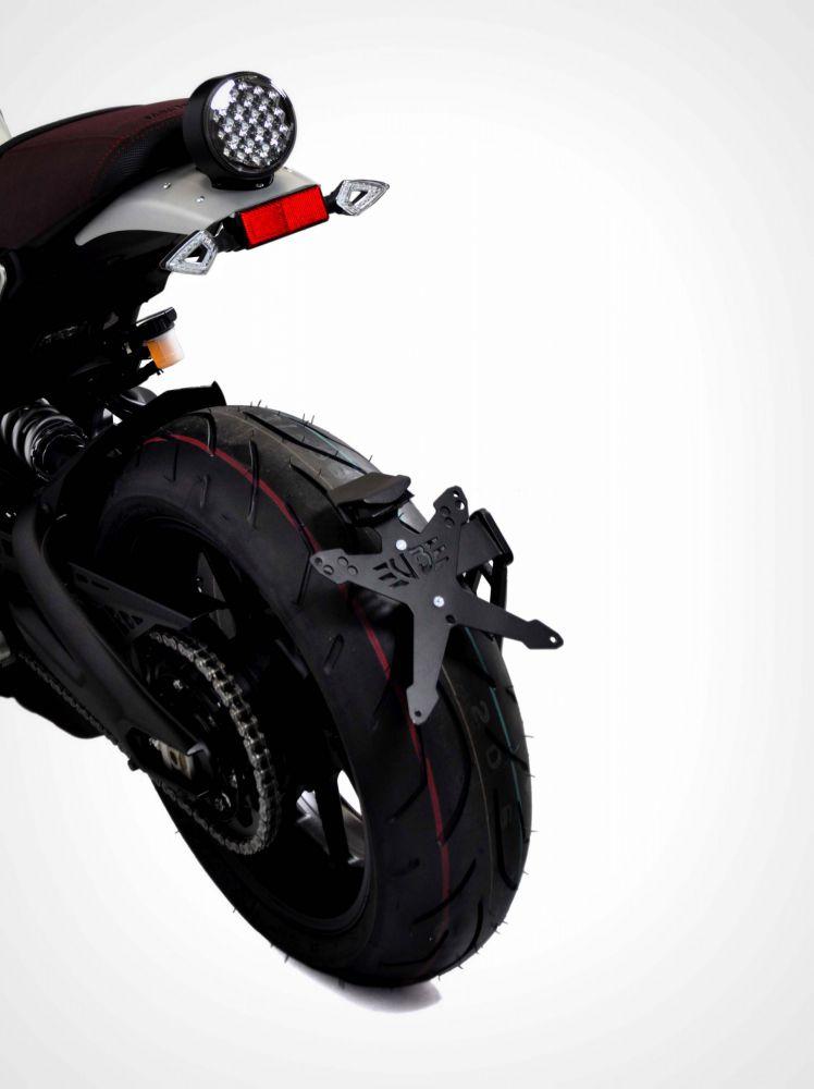 Yamaha XSR 900 Mono Arm license plate kit
