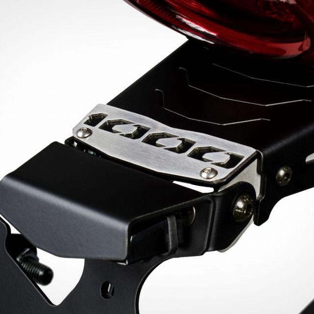 Insert satinée pour support de plaque Neo Sport Line Honda CB1000R
