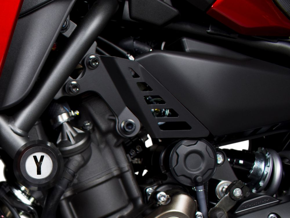 Yamaha MT-07 Tracer accelerator control cover