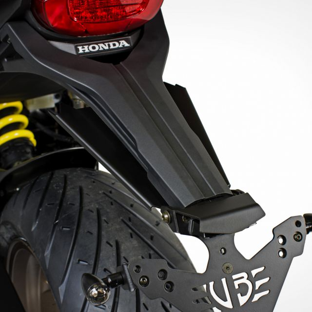 Honda CB650R rear fender for Urban Line license plate kit