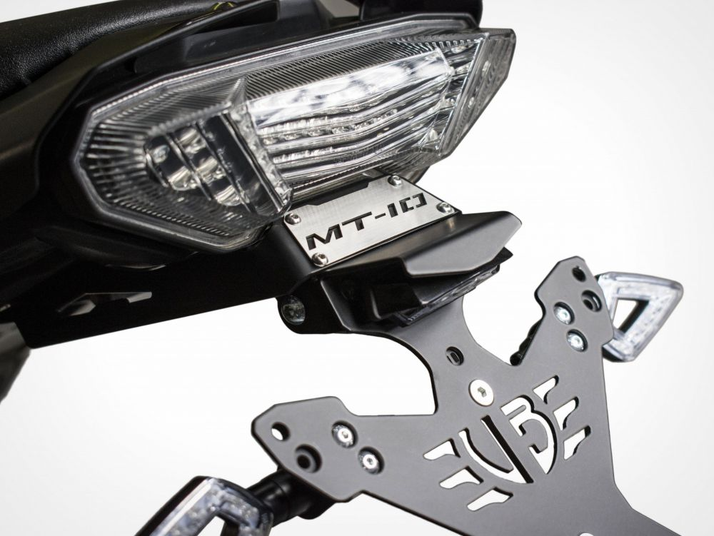 Yamaha MT-10 Race Line license plate kit