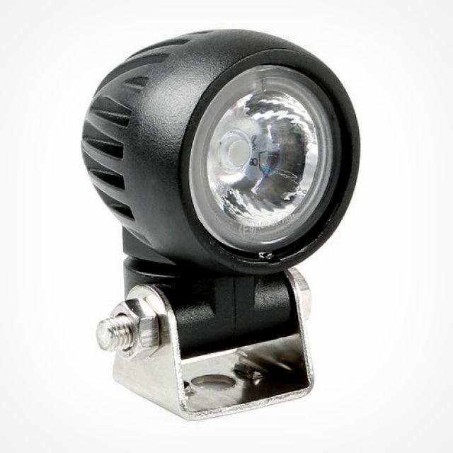 Cyclops-Round, paire de feux auxiliaires à Led, lumière focalisée, 10 W