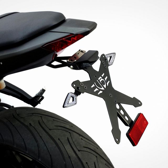 Yamaha MT-07 Y Line license plate kit