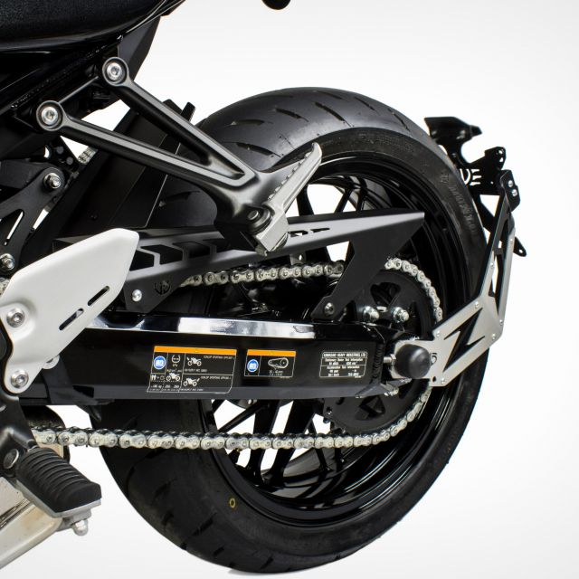 Kawasaki Z900RS chain cover kit with rear fender