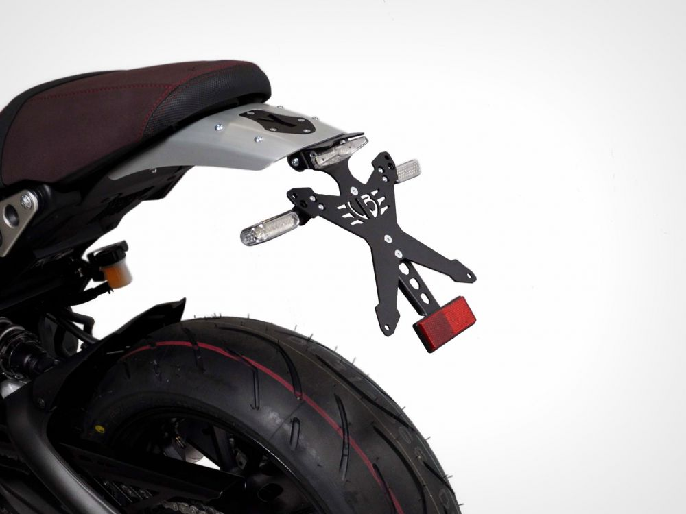Concept multifunctional light tail