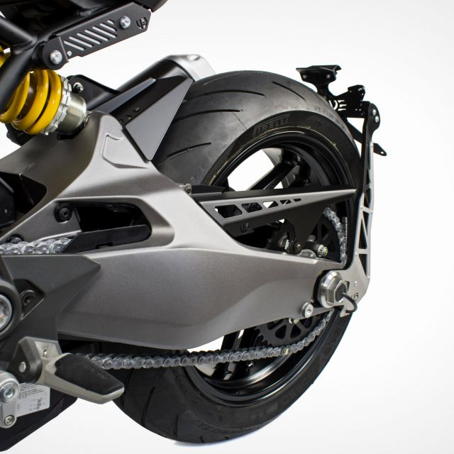 Kit paracatena con paraschizzi Ducati Monster 821