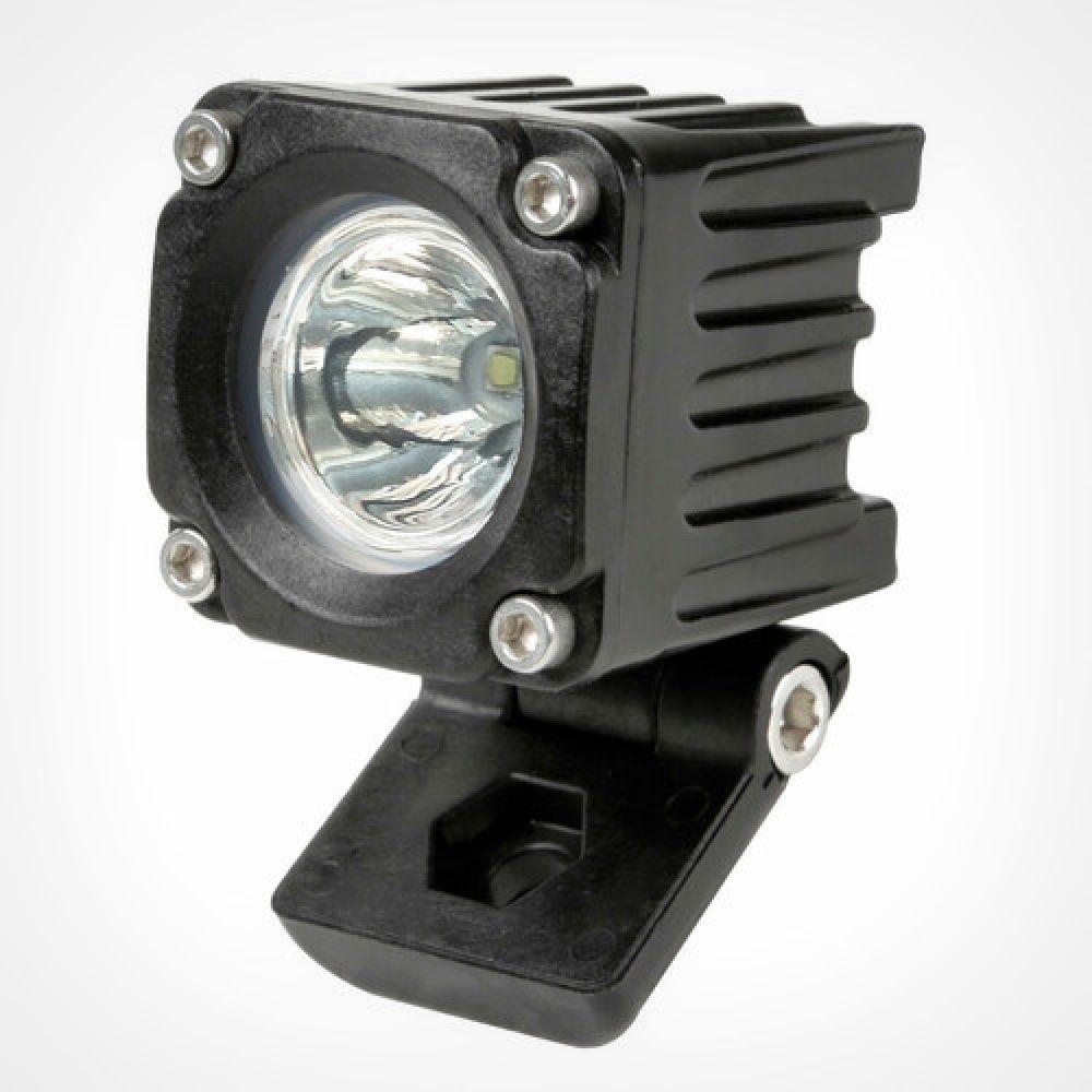 WL-19, auxiliary light, 1 Led - 9/32V - Focus beam - White