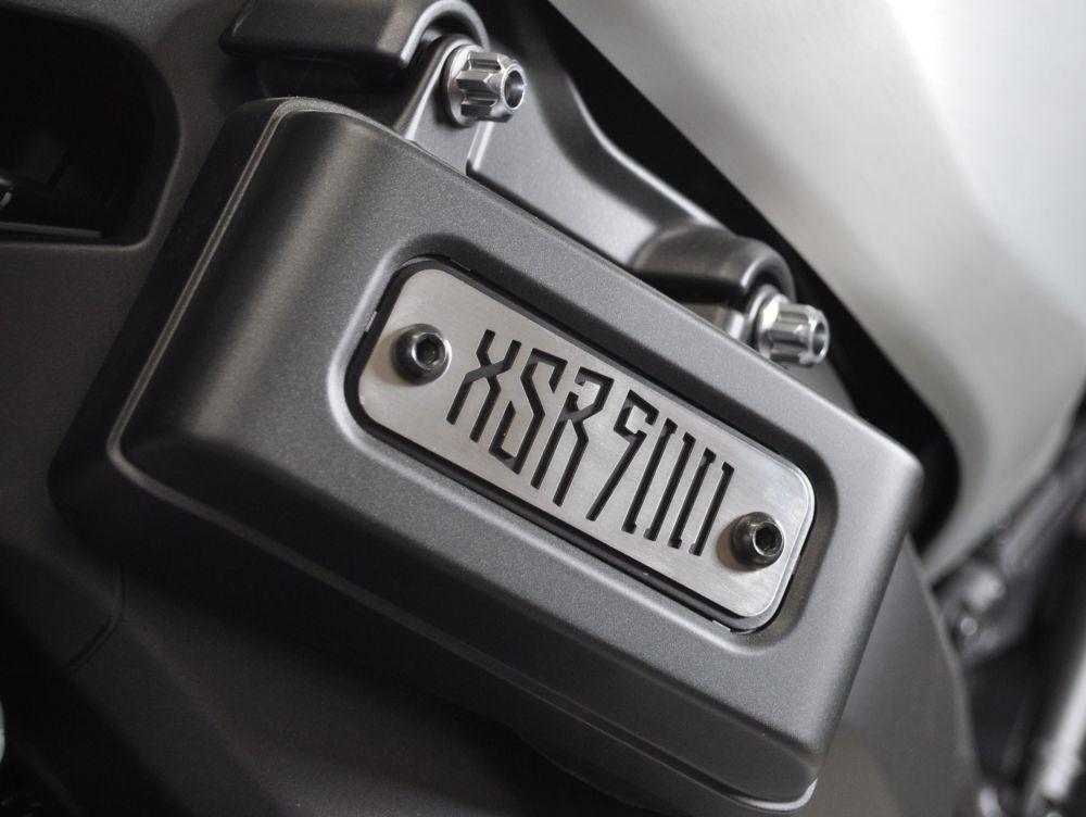 Inserti laterali Yamaha XSR 900