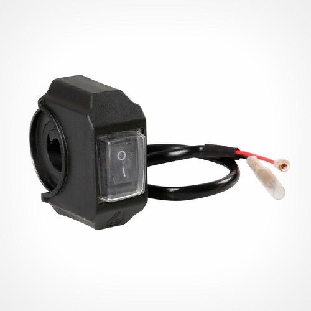 Interruttore impermeabile - 12V - 6A max