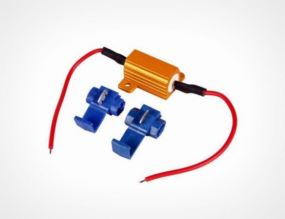 Corner lights resistor kit