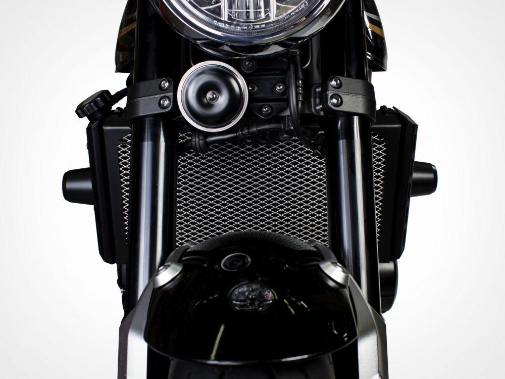 Protection de radiateur avec cotes Kawasaki Z900RS