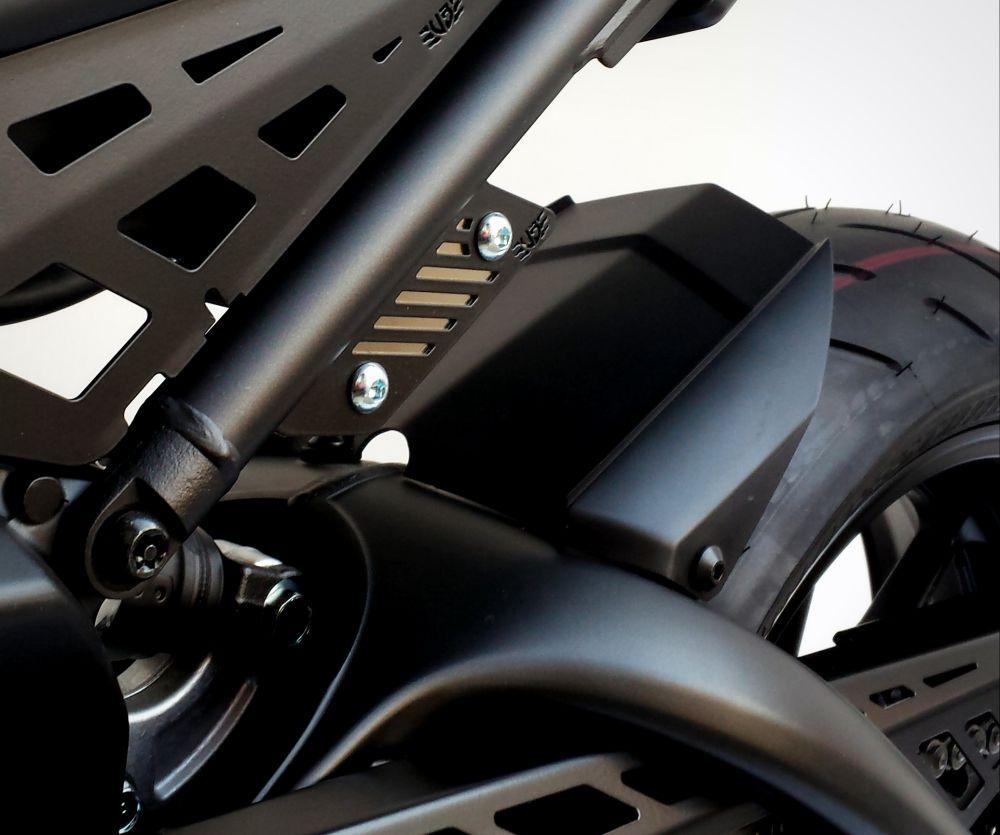 Kit sostituzione pedane passeggero Yamaha XSR 900