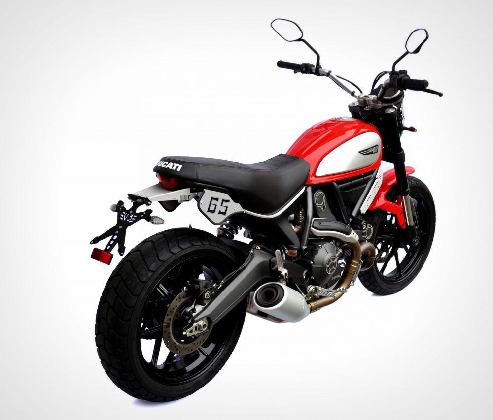 Ducati Scrambler 800 carter number table kit