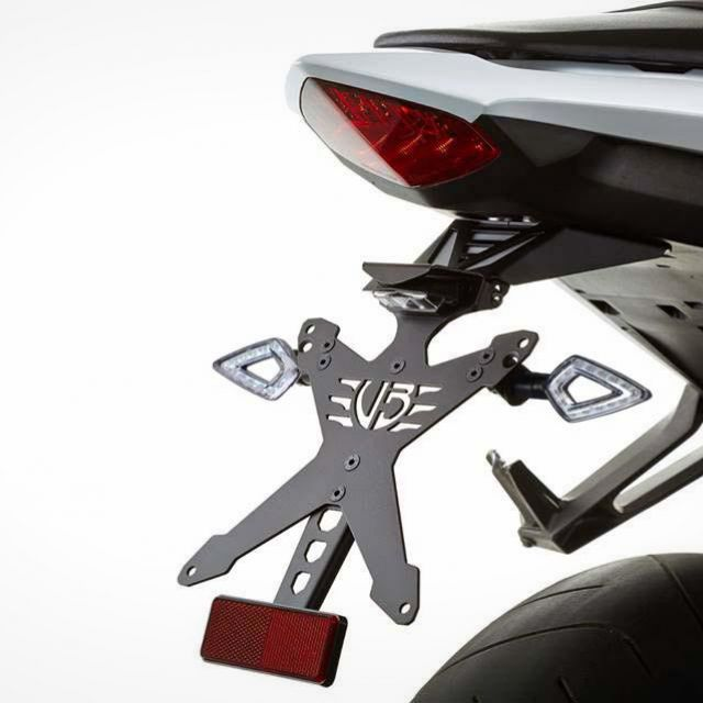 Honda CB1000r license plate kit