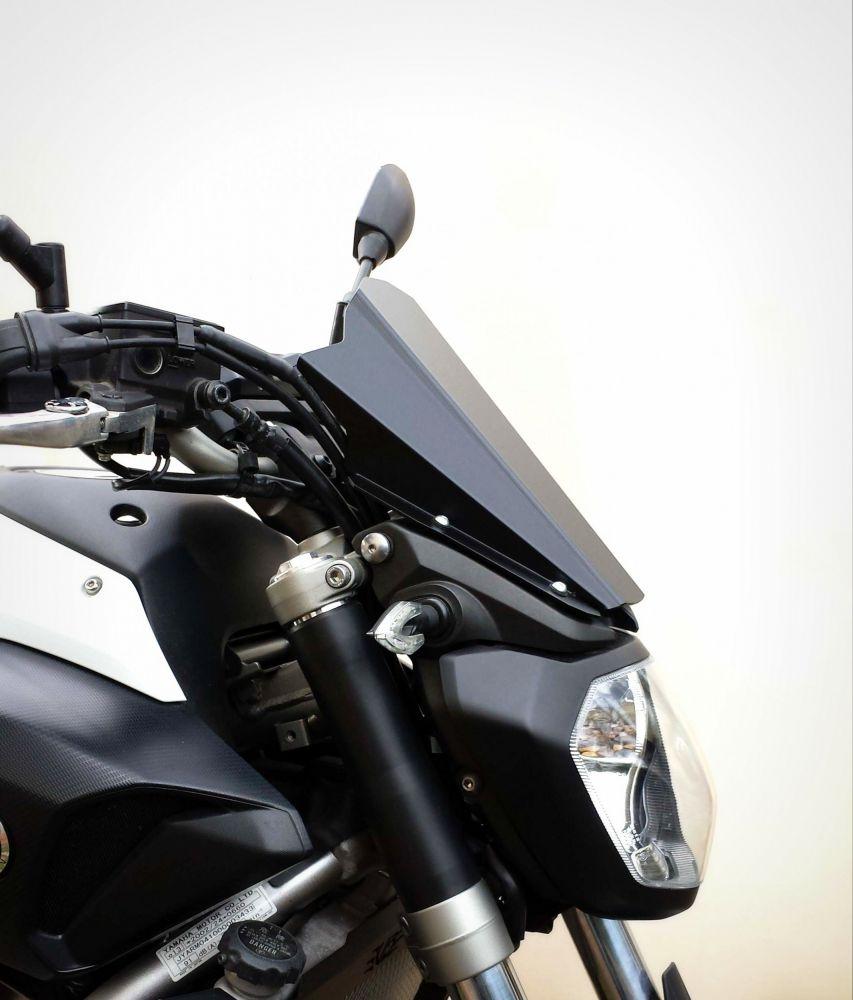 Yamaha MT-07 Race Line windshield
