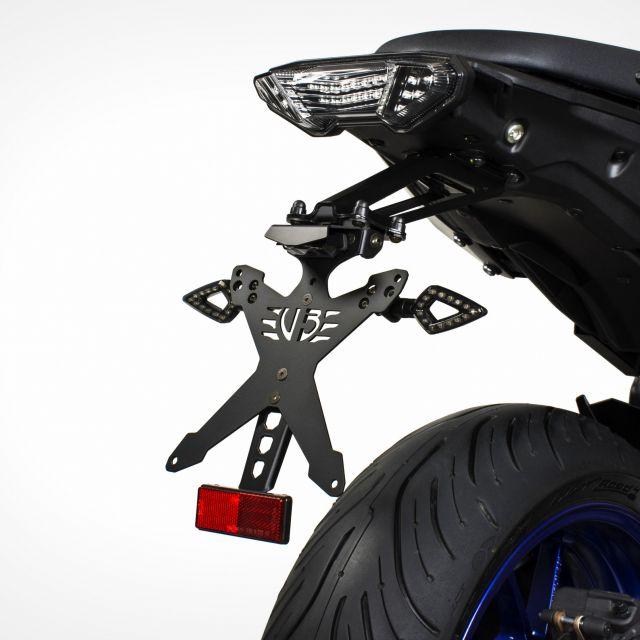 Kit portatarga Y Line Yamaha Tracer 700 (Tracer 7)