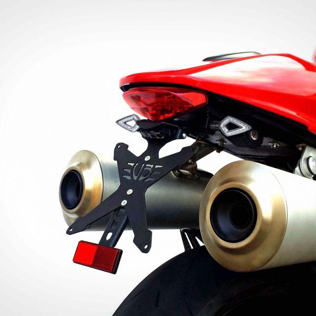 Ducati Monster 696 / 1100 license plate kit