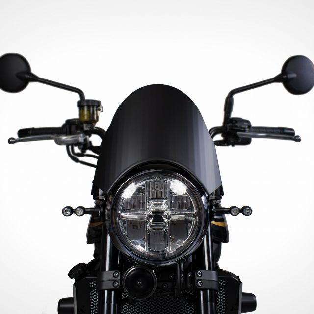 Kawasaki Z900RS True Spirit windshield