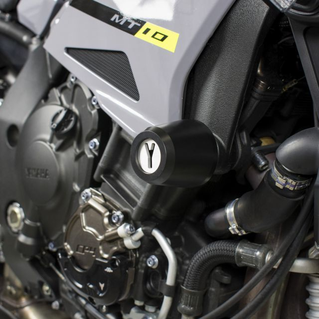 Yamaha MT-10 engine guards kit