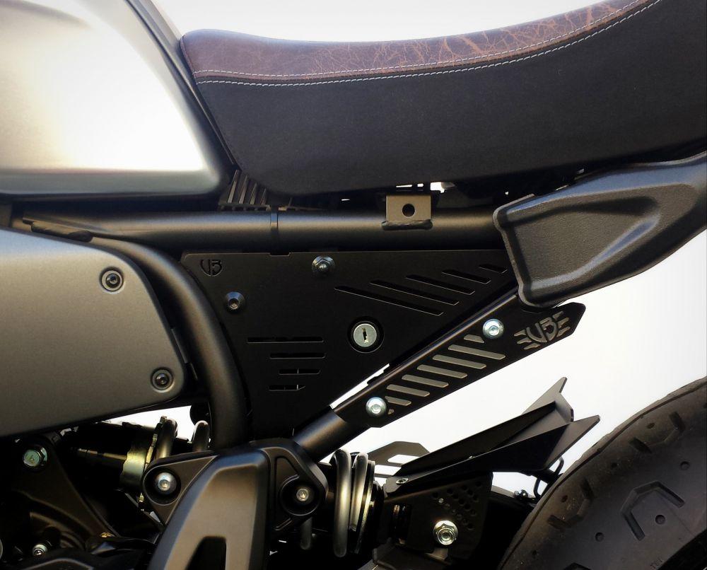 Kit couvercles latéraux Yamaha XSR 700