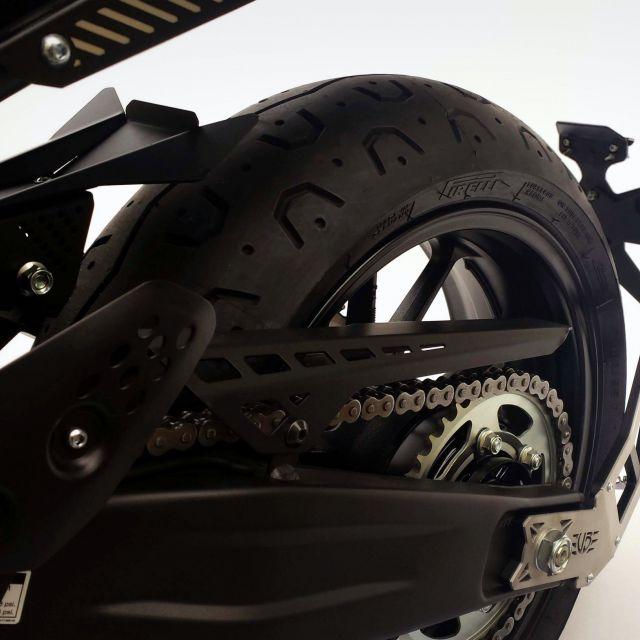 Kit paracatena con paraschizzi Yamaha XSR 700
