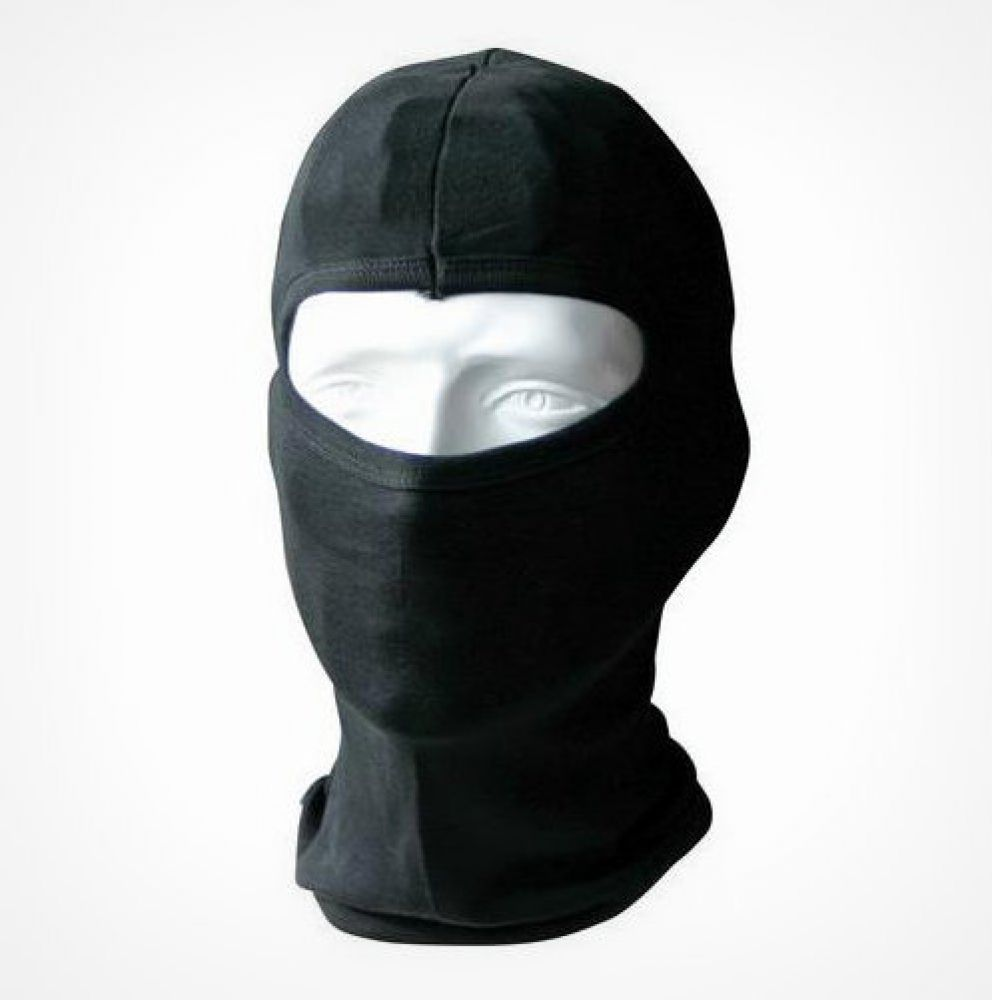 Mask, cotton balaclava