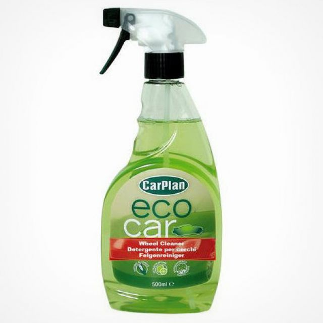 Ecocar, wheel cleaner