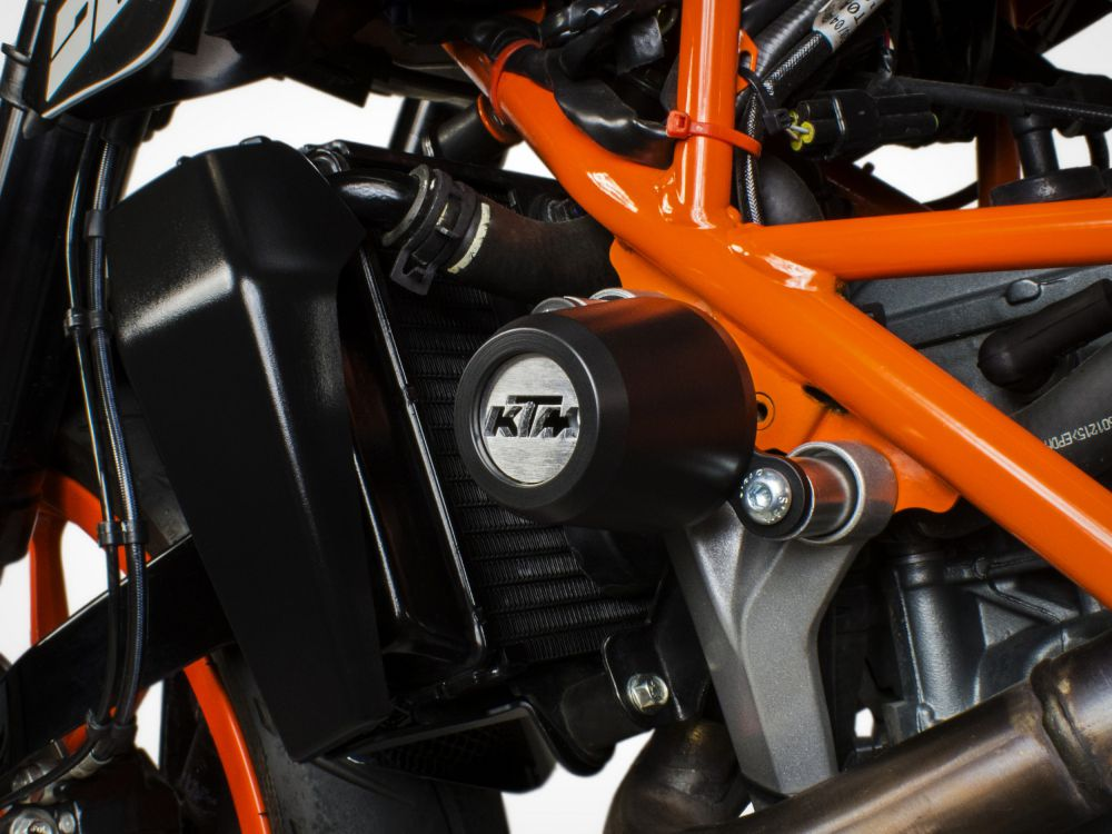 KTM Duke 390 engine guards kit
