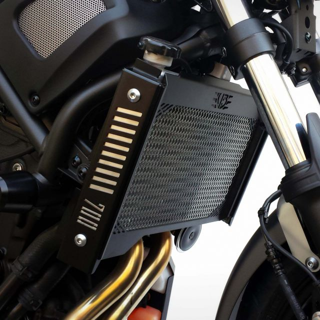 Yamaha XSR 700 radiator side covers