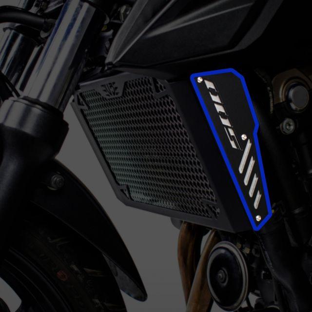 Inserti retro copriradiatore Honda CB500F