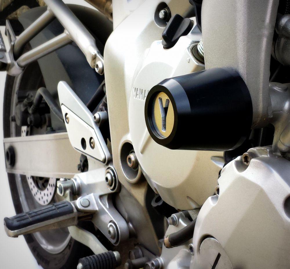 Kit protection moteur Yamaha FZ6 / FZ6 Fazer / FZ6 S2