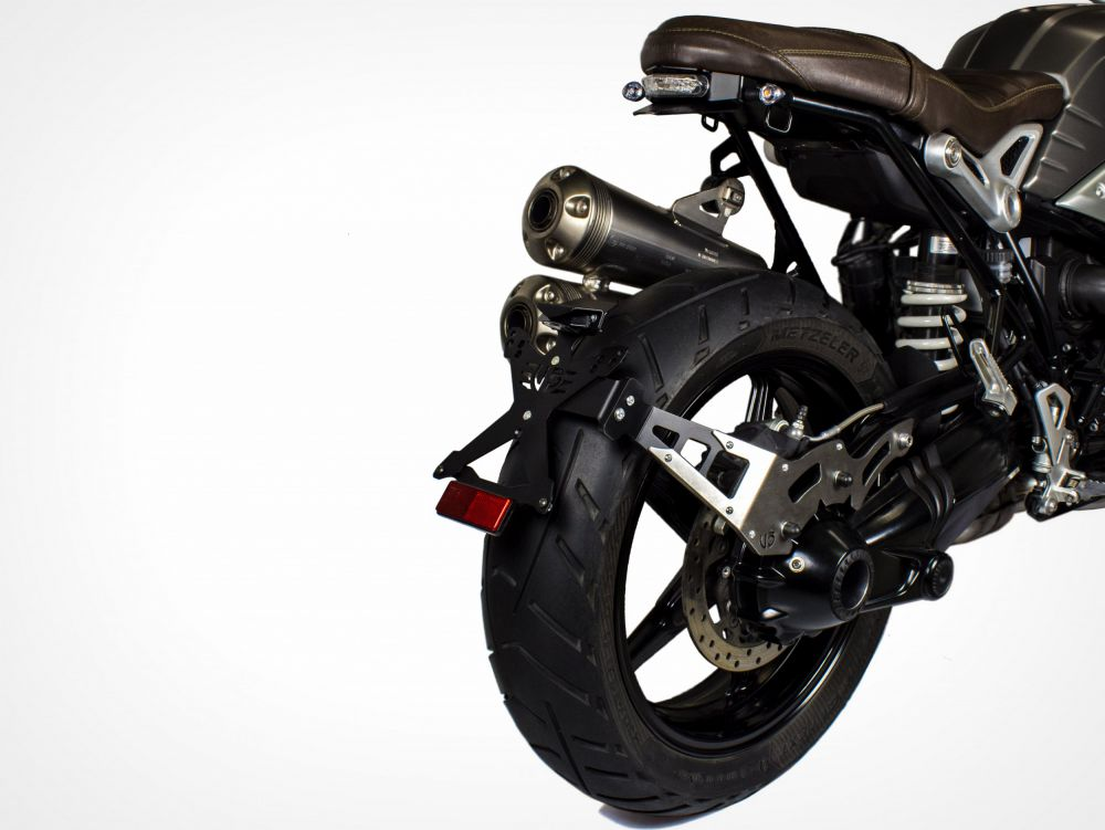 Kit portatarga Mono Arm BMW R NINET