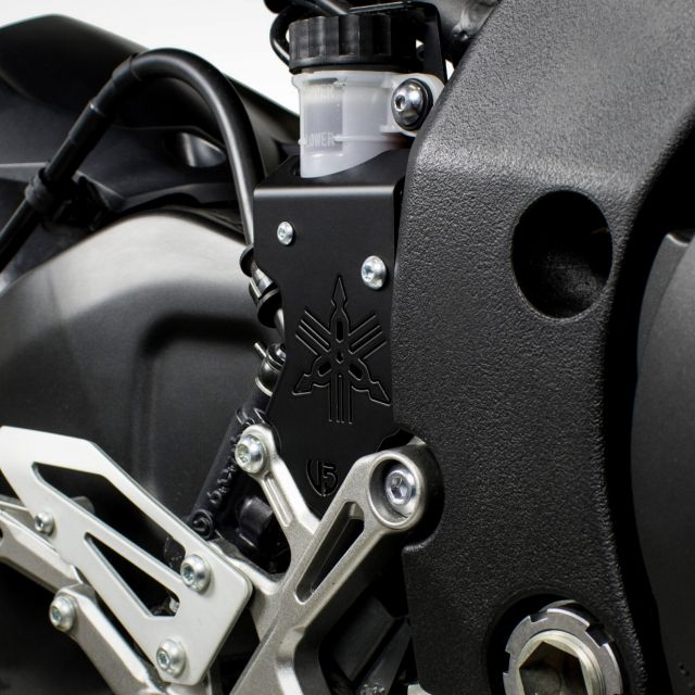 Yamaha MT-10 brake tank support's cover