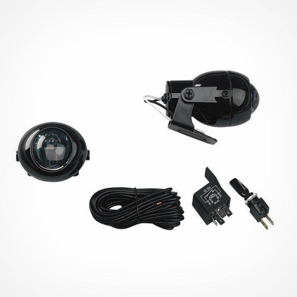 Micro-Projector 2, fog lights kit - White